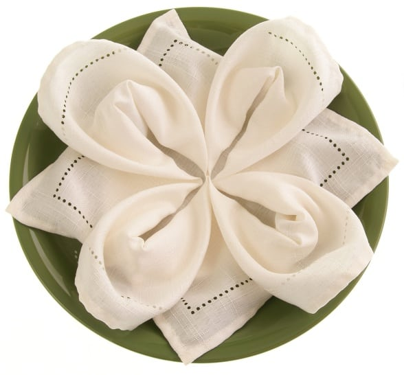 Table Napkin Folding : Pics Photos - Table Napkin Folding Star With Procedure This Is Your ...