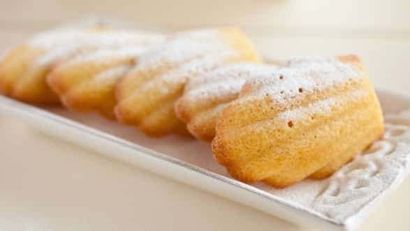 French Kitchen Classic: Petites Madeleines