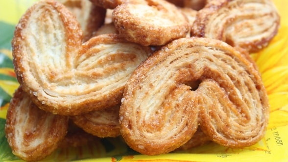 Palmiers (Palmiers Cookies)