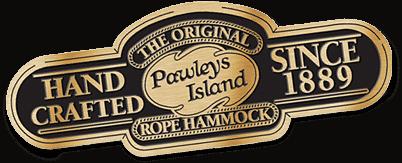 """The Original Pawleys Island 15OC Cotton Rope Hammock Presidential Edition"""