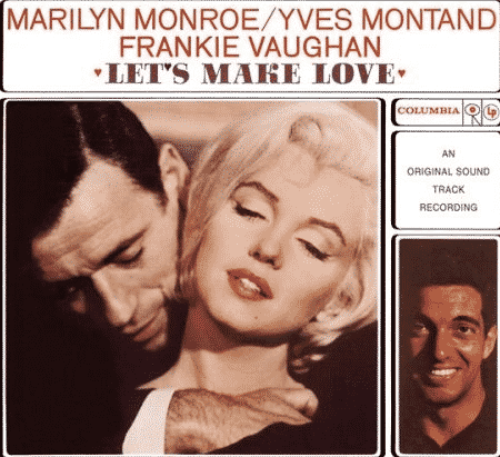 """""""Let's make love"""""""