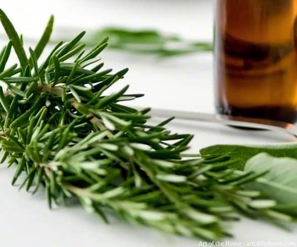 Revitalizing Herbal Bath
