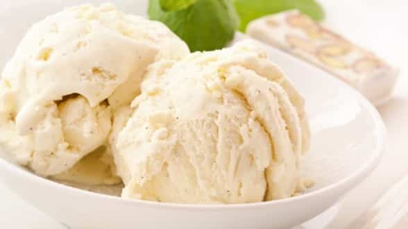 """Madagascar Vanilla Ice Cream"""