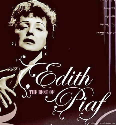 Edith Piaf Milord lyrics and Ed Sullivan show