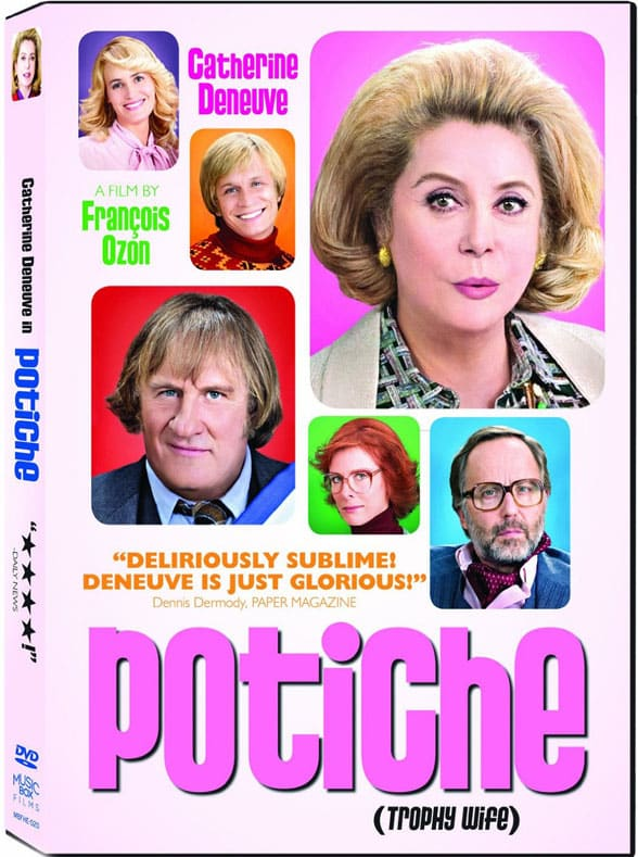 Catherine Deneuve movies: Potiche with english subtitles