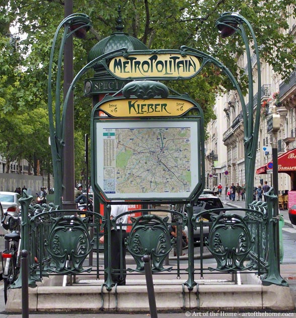 Paris Public Transportation