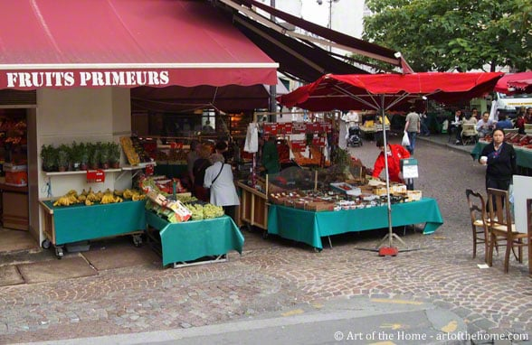 Pictures of paris, France in Latin Quarters