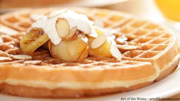Deal du Jour: Belgian Waffle Maker, 37% OFF, free shipping