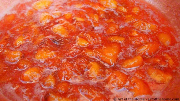Peach preserve recipe
