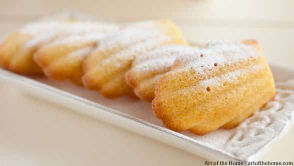 petites madeleines