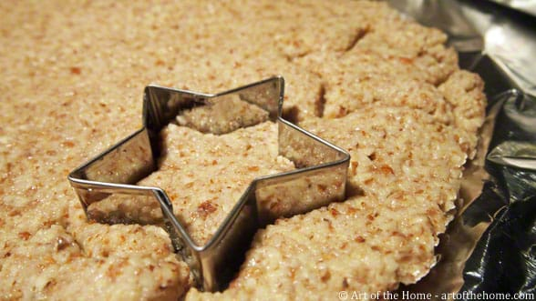 French Christmas Stars Recipe: Star Cutter