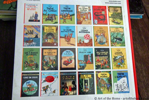 The Adventures of Tintin Complete Collection