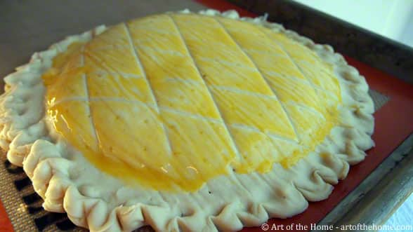 Galette des Rois - Cake of the Kings