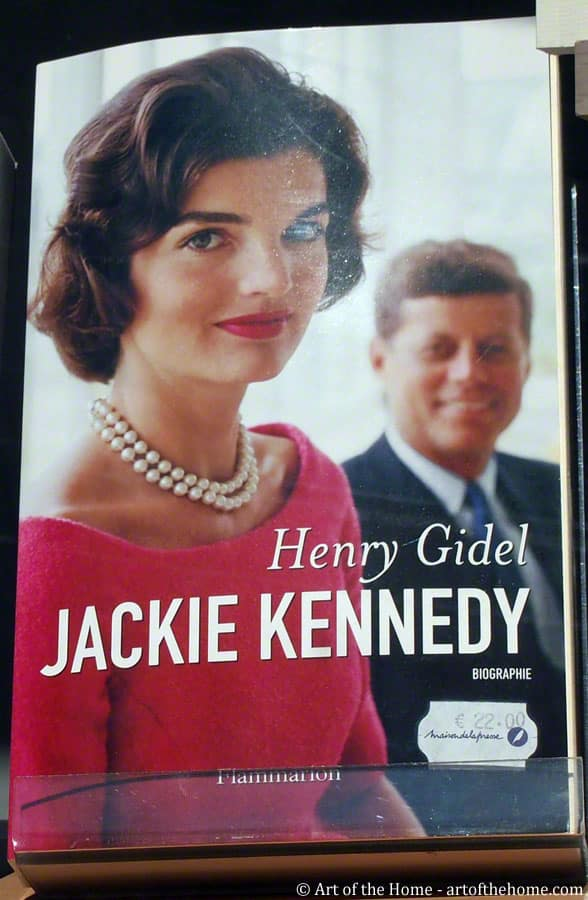 Jacqueline Kennedy Quote