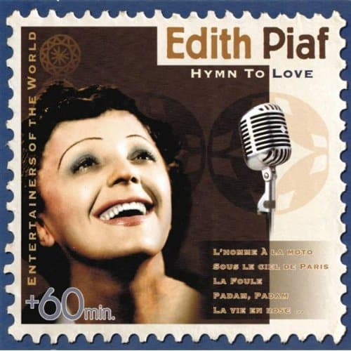 Edith Piaf Singing Dith Piaf Music Channel For