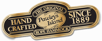 """The Original Pawleys Island 15OC Cotton Rope Hammock Presidential Edition"""