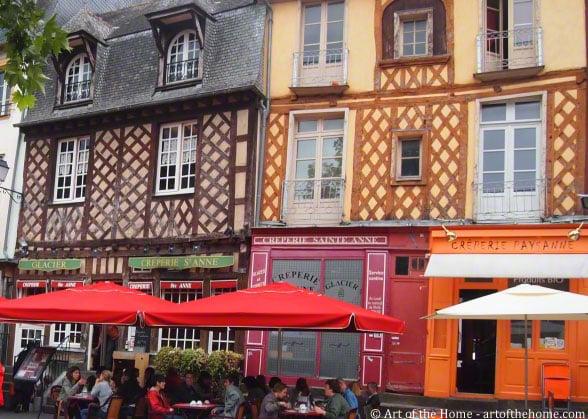 Crepe in France