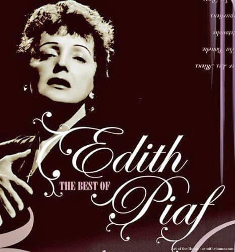 Edith Piaf Milord lyrics and Ed Sullivan show