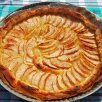 Light French Apple Tart Recipe