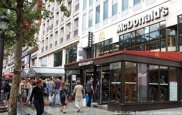 McDonald's in PAris