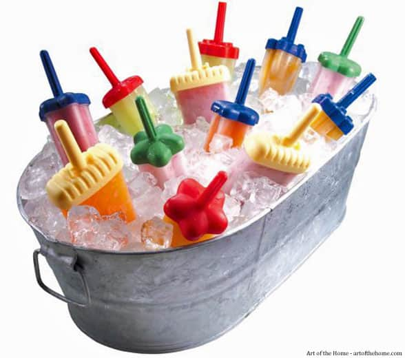 Best Ice pop molds
