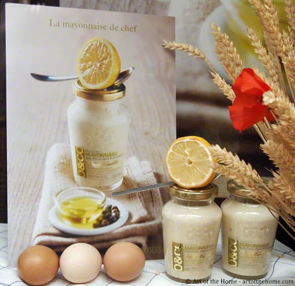 Olive oil homemade mayonnaise recipe