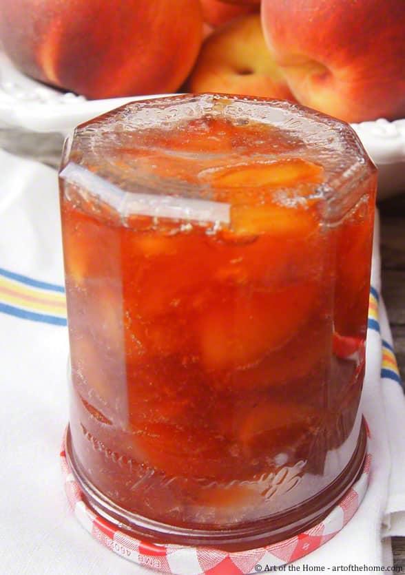 Peach Preserves Recipe