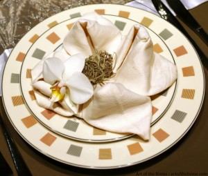 Napkin Folding Techniques: How to Fold a Napkin into a Flower