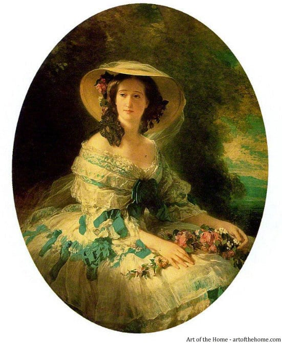 Empress Eugénie 1857