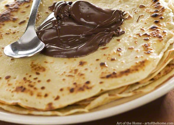 baking tips for crepes